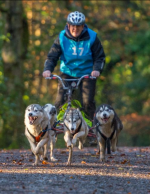 Siobhan Burrell – Mushing in the UK